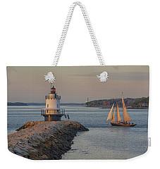 Sprint Point Ledge Sails Weekender Tote Bag