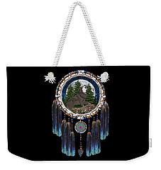 Sprit Of The Wolf Weekender Tote Bag