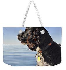 Boat Passenger Weekender Tote Bag