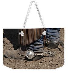Spurs N' Rowels Weekender Tote Bag