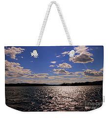 Squam Lake Weekender Tote Bag