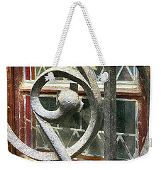 Square Circled Weekender Tote Bag