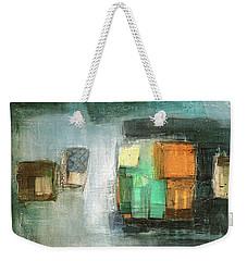 Square91.5 Weekender Tote Bag by Behzad Sohrabi