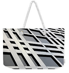 Squares And Rectangles Weekender Tote Bag