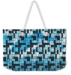 Squaretangle Weekender Tote Bag