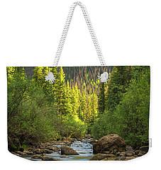 Squaw Creek, Colorado #2 Weekender Tote Bag