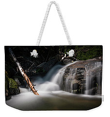 Weekender Tote Bag featuring the photograph Squaw Creek by Sean Foster