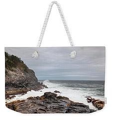 Squeaker Cove Weekender Tote Bag