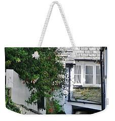 Squeeze-ee-belly Alley Weekender Tote Bag