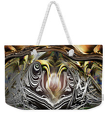 Squid Liquidation Weekender Tote Bag by Steve Sperry