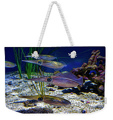 Squid Weekender Tote Bag