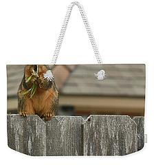 Squirle Weekender Tote Bag