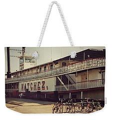 Ss Natchez, New Orleans, October 1993 Weekender Tote Bag