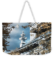 St Alfege Parish Church In Greenwich, London Weekender Tote Bag