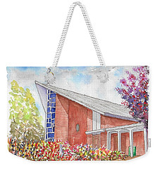 St. Anthony Of Padua Catholic Church, Gardena, California Weekender Tote Bag