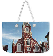 St Anthony Of Padua Church Weekender Tote Bag