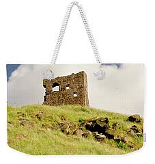 St. Anthony's Chapel Ruins. Weekender Tote Bag