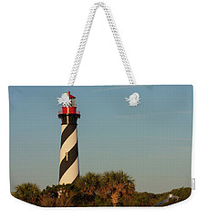 St. Augustine Lighthouse #3 Weekender Tote Bag