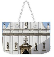 St. Catherine's Church Weekender Tote Bag by Steven Richman