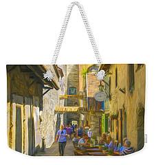 St. Catherine's Passage Weekender Tote Bag