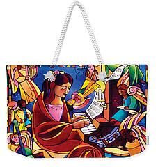 St. Cecilia - Mmcca Weekender Tote Bag