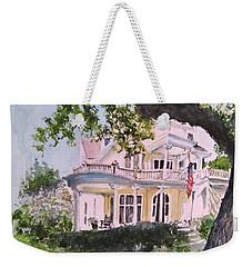 St Charles @ Valance New Orleans Weekender Tote Bag