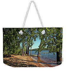 St Croix River Shoreline Weekender Tote Bag