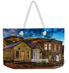 St. Elmo Weekender Tote Bag
