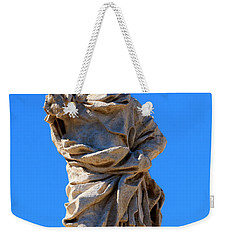 St. Eusignius Statue Weekender Tote Bag