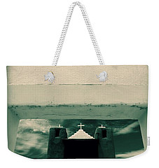 Weekender Tote Bag featuring the photograph Channeling Ansel by Michelle Dallocchio