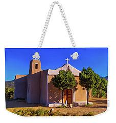 St. Francis De Assisi Adobe Church Weekender Tote Bag
