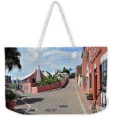 St George's Bermuda Weekender Tote Bag