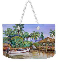 St. George Harbor Weekender Tote Bag