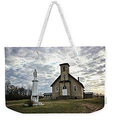 St Hubert Weekender Tote Bag by Ryan Crouse