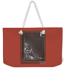 St John Of The Cross In The Dark Night Of The Soul 290 Weekender Tote Bag