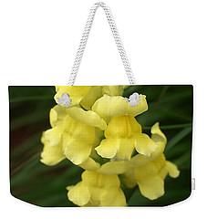 St. Johns Flower 866 Weekender Tote Bag