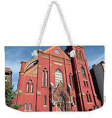 St Johns Lutheran Church Weekender Tote Bag
