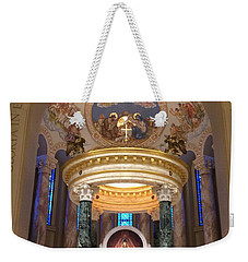 St. Joseph Cathedral-sioux Falls Sd Weekender Tote Bag