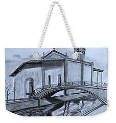 St. Jules Cathedral  Weekender Tote Bag