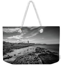 St. Julian's Bay View Weekender Tote Bag