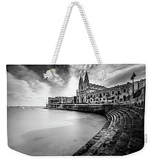 Weekender Tote Bag featuring the photograph St. Julien by Okan YILMAZ