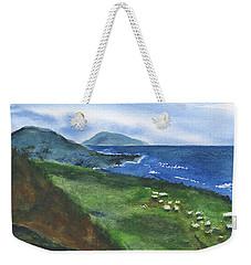 St Kitts View Weekender Tote Bag