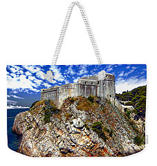 St. Lawrence Fortress Weekender Tote Bag