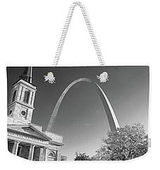 St. Louis Arch Weekender Tote Bag