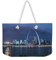 St Louis Before The Storm Weekender Tote Bag