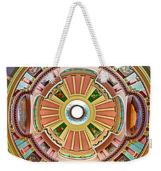 St Louis Old Courthouse Dome Weekender Tote Bag
