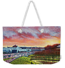 St. Louis Science Center And The Planetarium Weekender Tote Bag