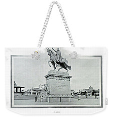 St. Louis World's Fair St.louis Monument Weekender Tote Bag by Irek Szelag