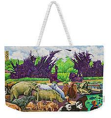 St. Louis Zoo Weekender Tote Bag