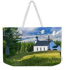 St. Margaret's Of Scotland Weekender Tote Bag by Ken Morris
